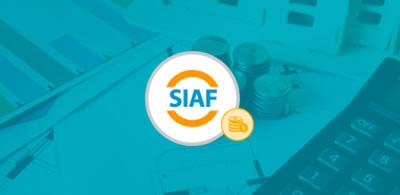 Gestión de Tesorería con SIAF